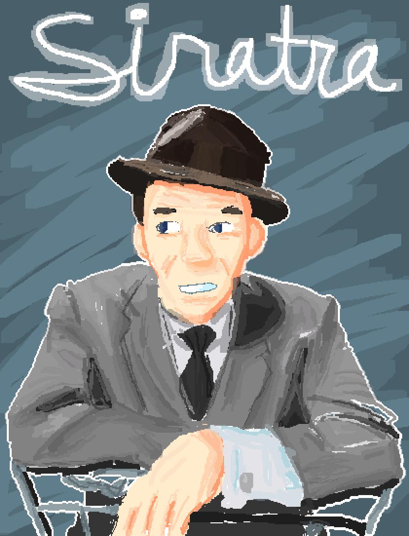 Frank Sinatra. by RaisinOat