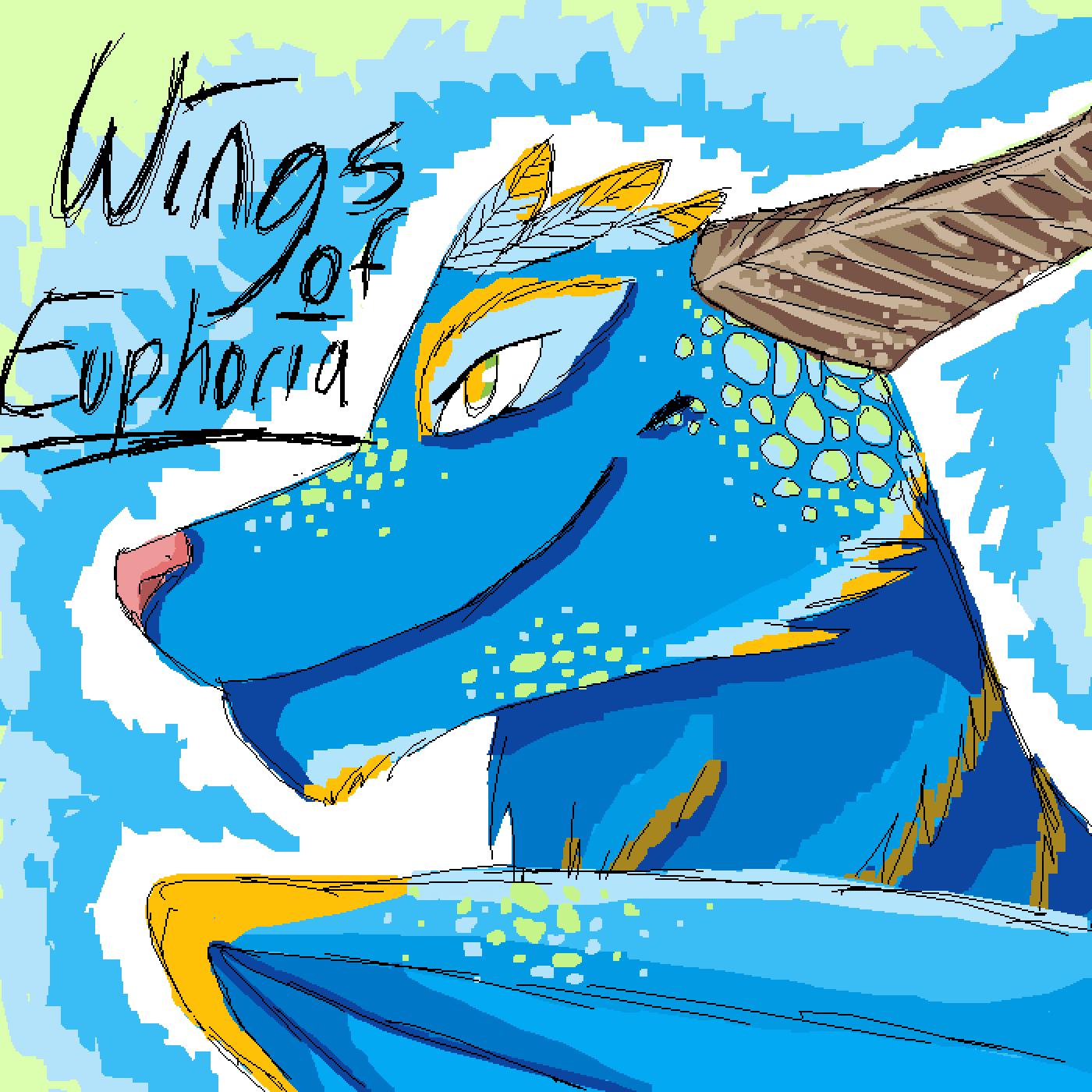 main-image-Wings Of Euphoria  by JustAFlounder