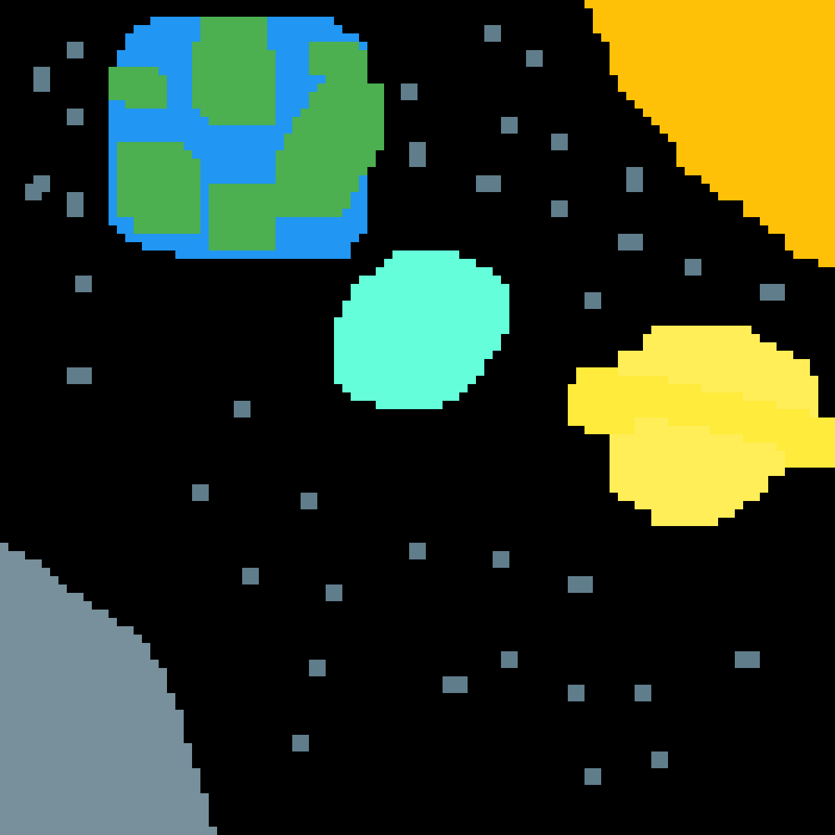 The Galaxy  by LuckyMonkeyYT