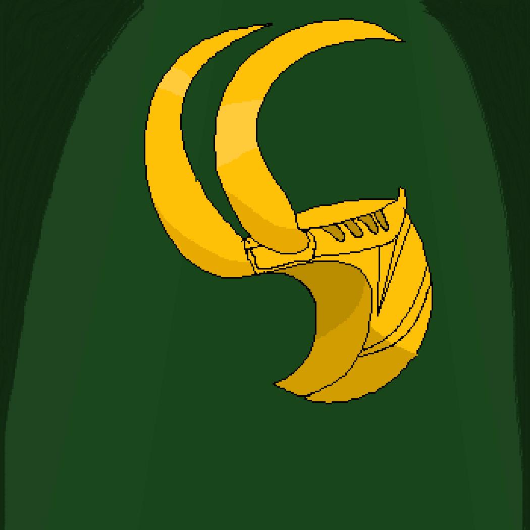 Loki's Helm by WoeIsDust