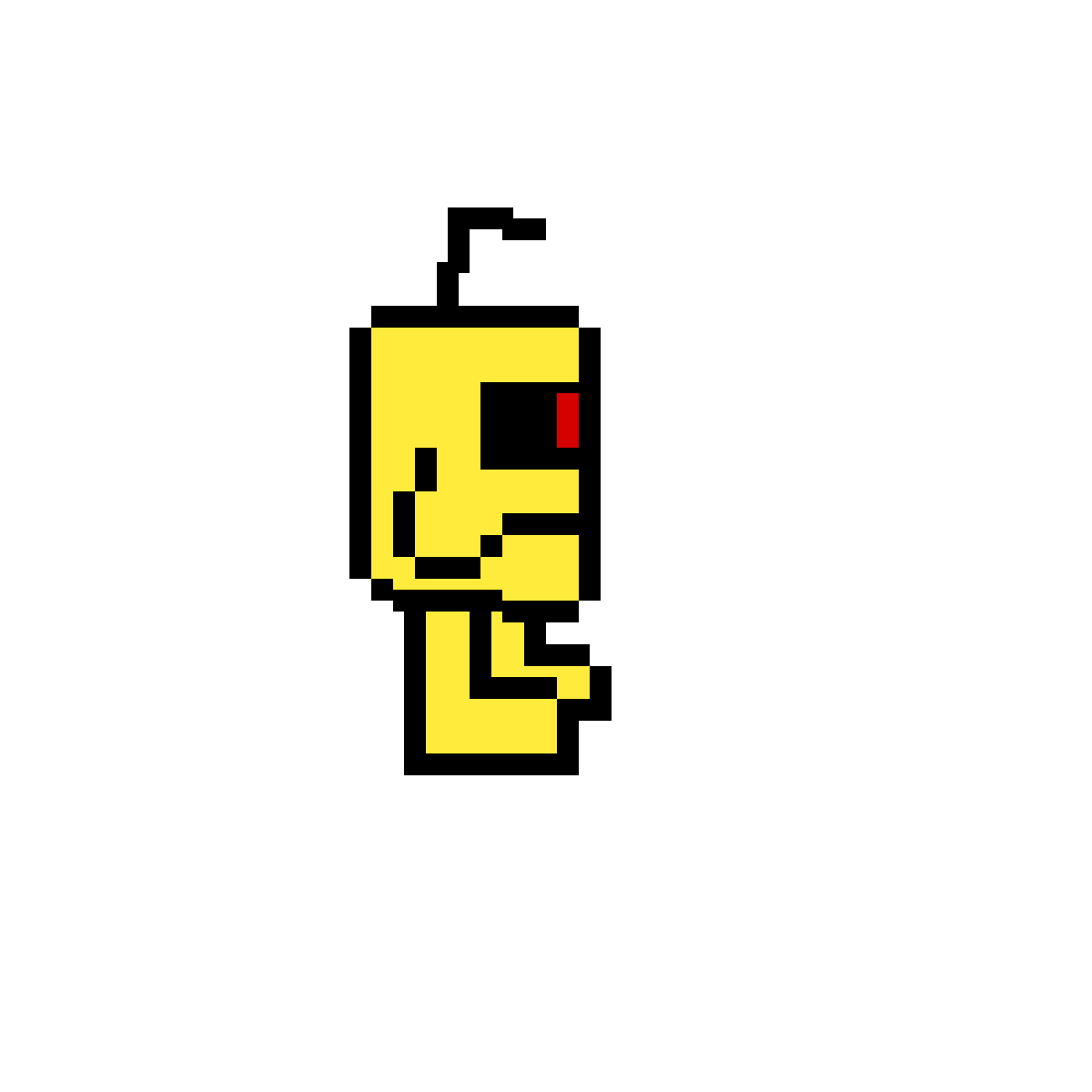yellow devil+ by Weegee123