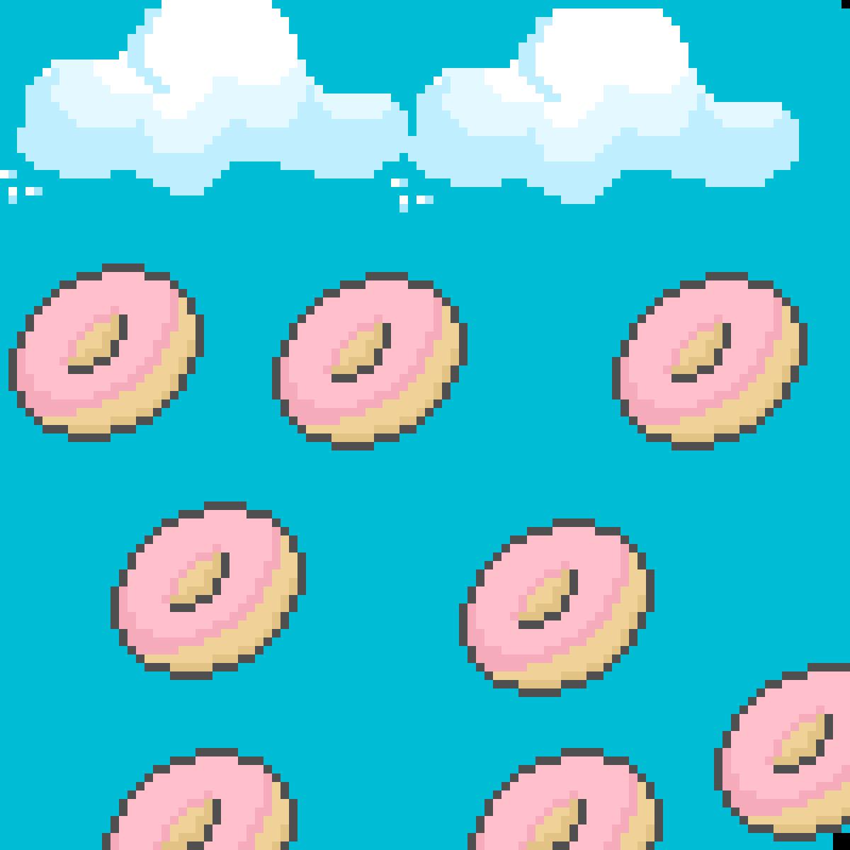 donuts by glassesgirl123