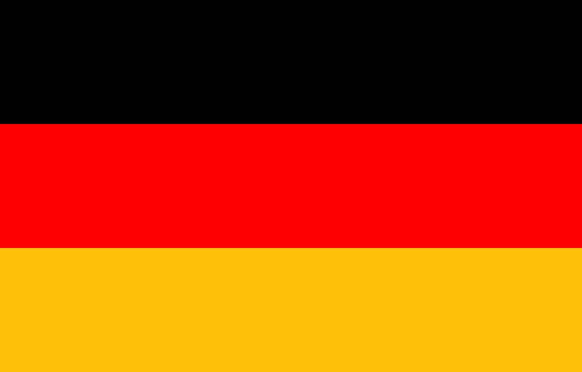 Flag of Germany by konnormoshier