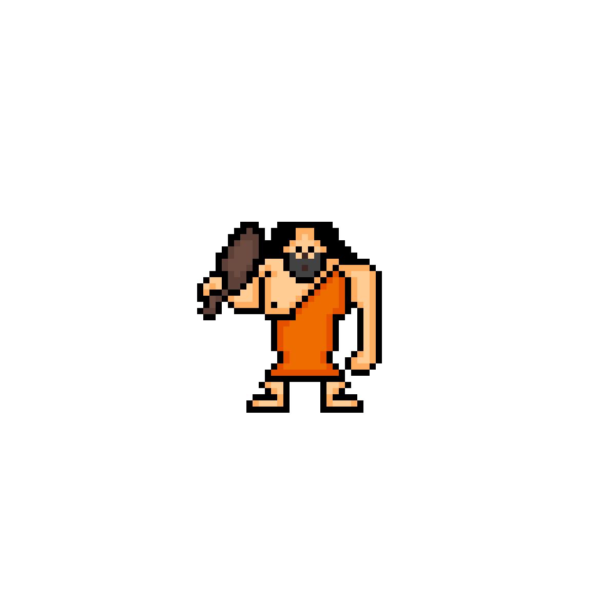 Caveman by IPolar