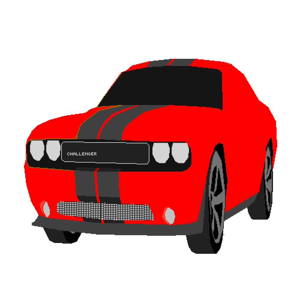 Dodge: now with 80% transparent Glass! by Daniel2003