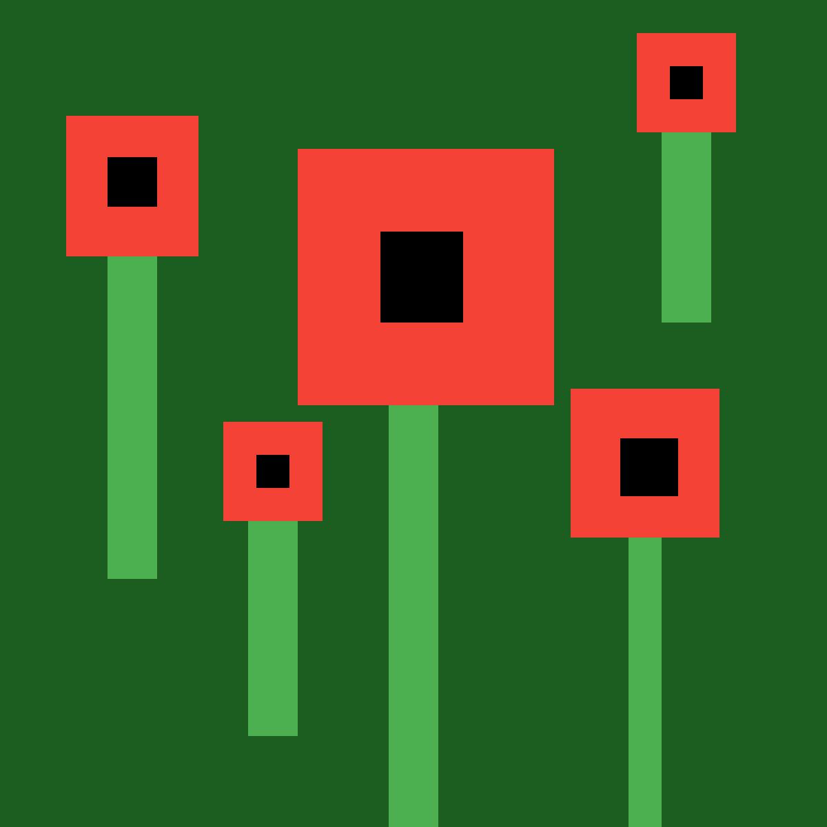Poppy in flanders feilds by Oeza