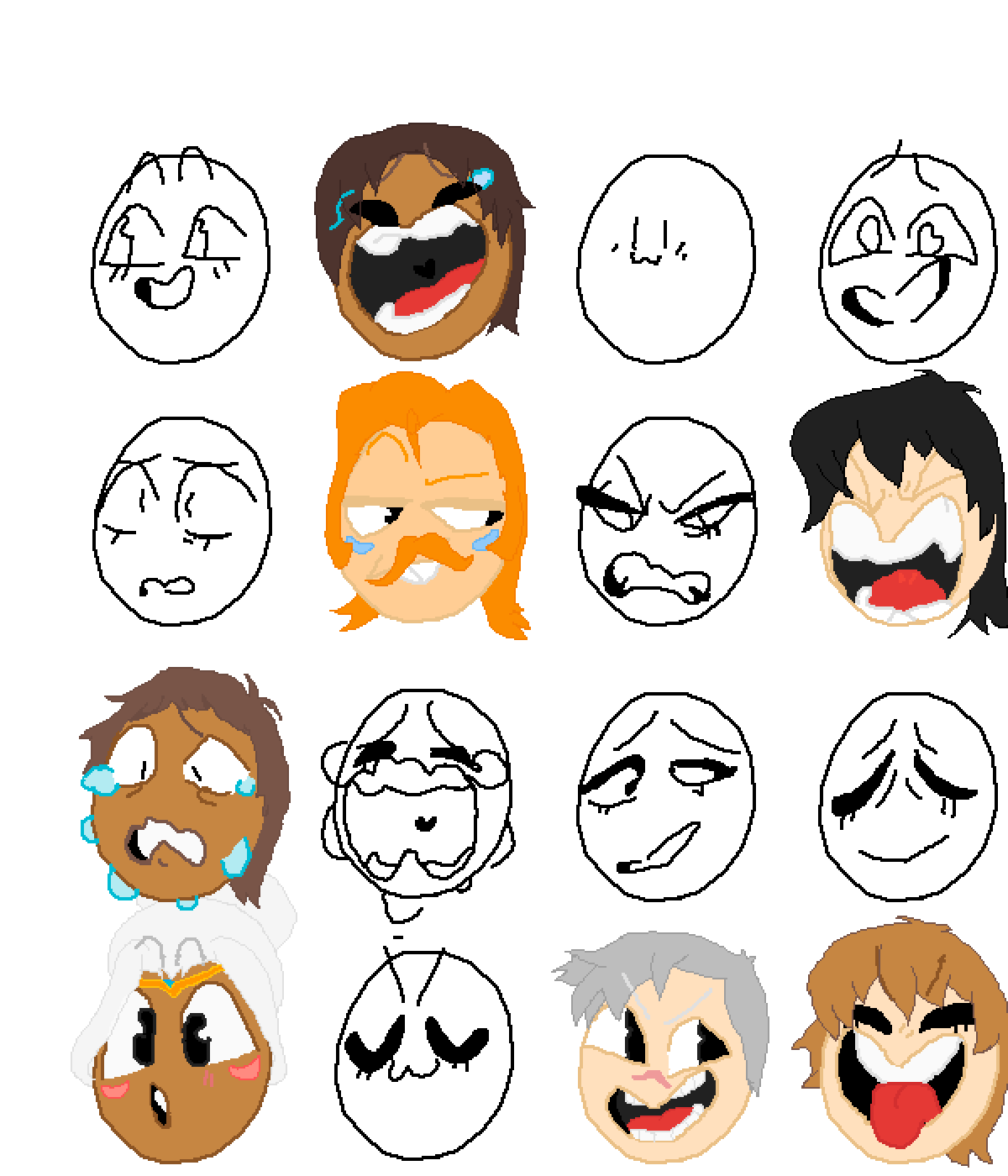 Voltron Expressions