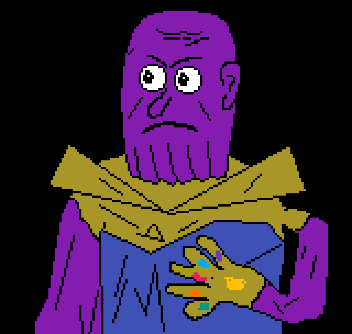 tHanos by latenightvibes