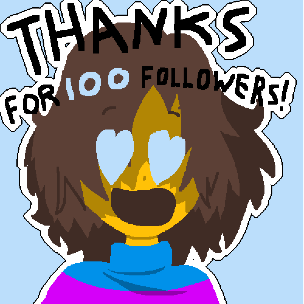 Thanks For 100 Followers!!!!!!!! by MidNight11