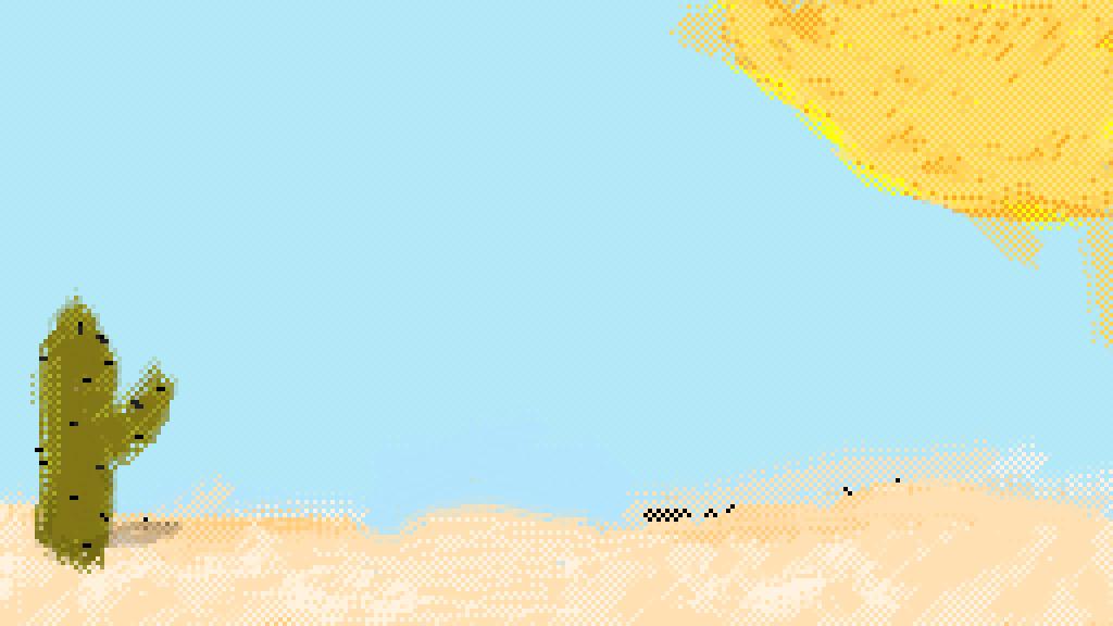 main-image-The Desert  by VelvetGlove