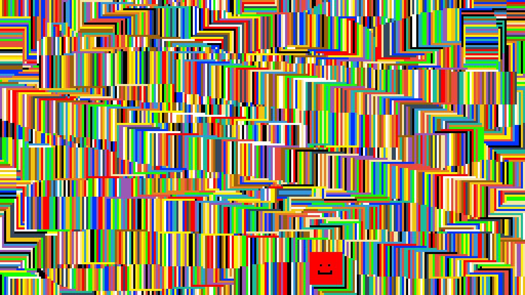 Pixilart Random Colours By Blueburger14