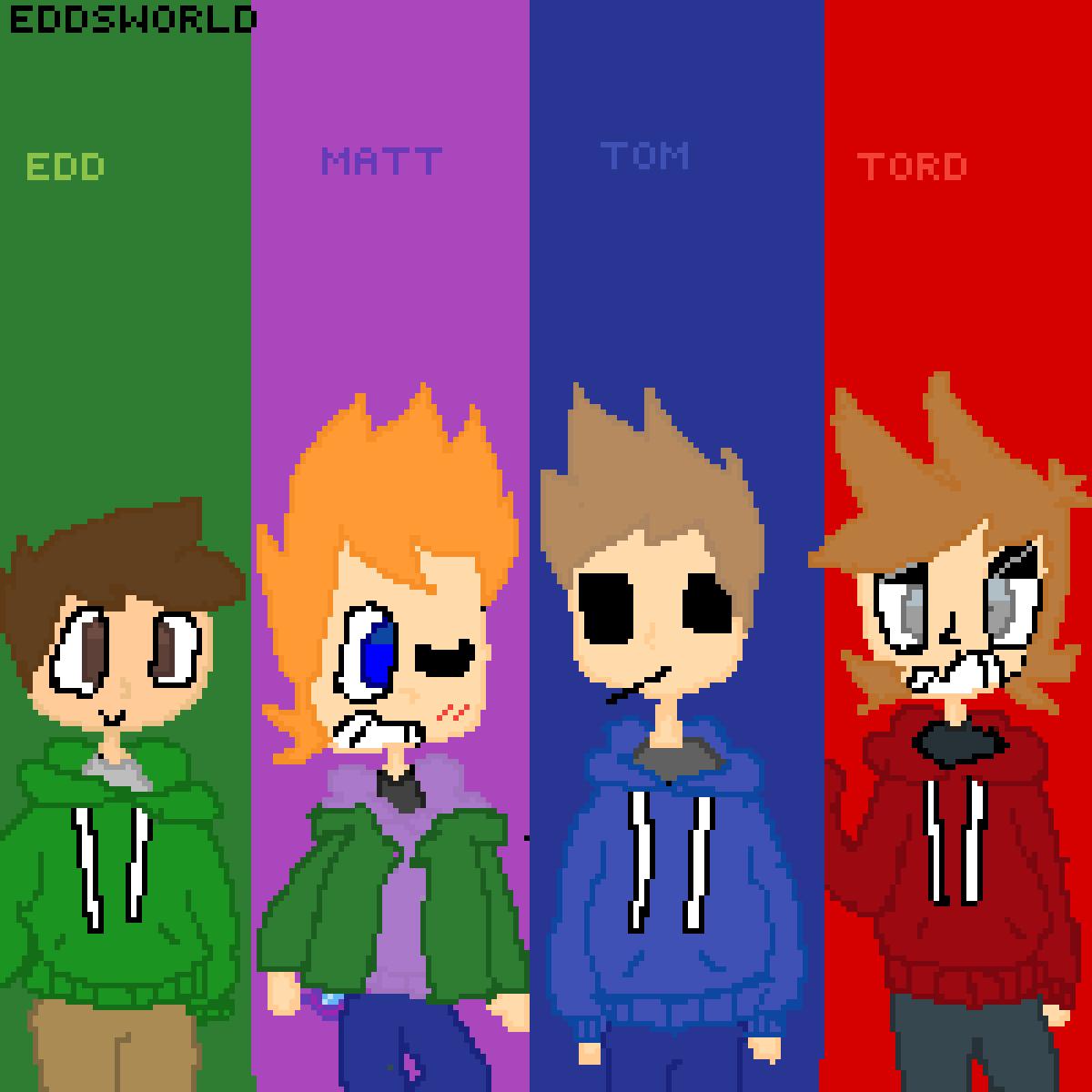 Eddsworld  gang