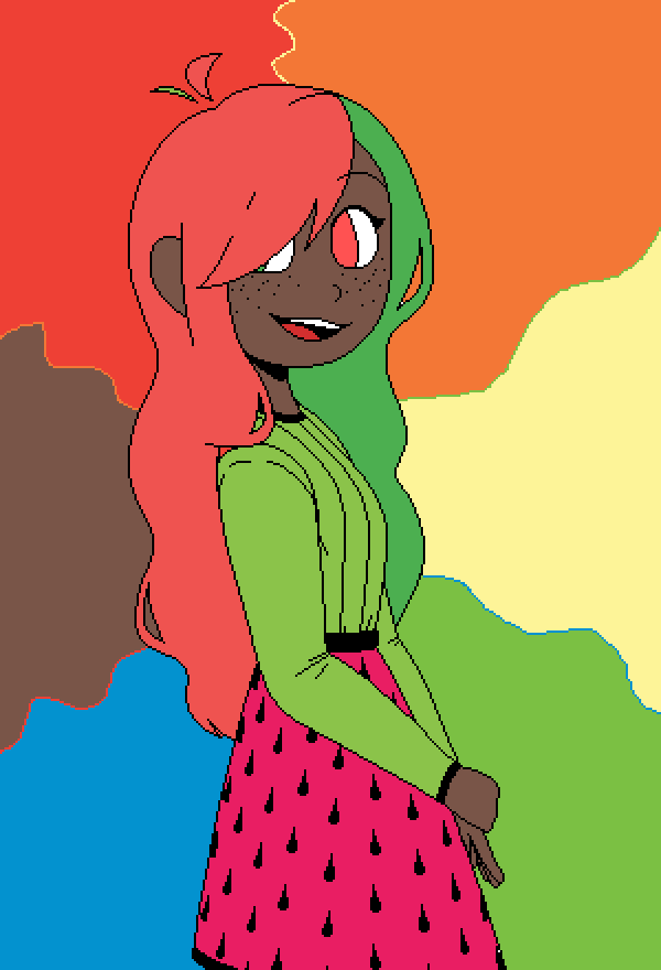 Watermelon Oc
