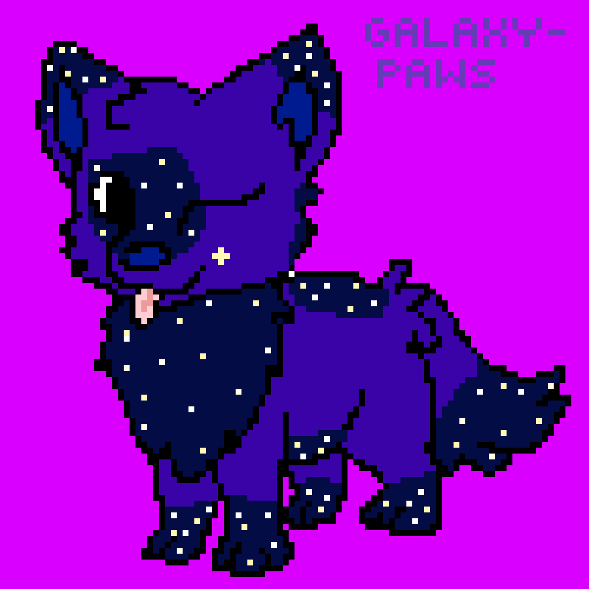 Galaxy-paws