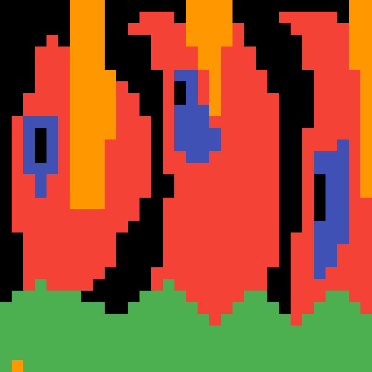 Kaiju firebreathing