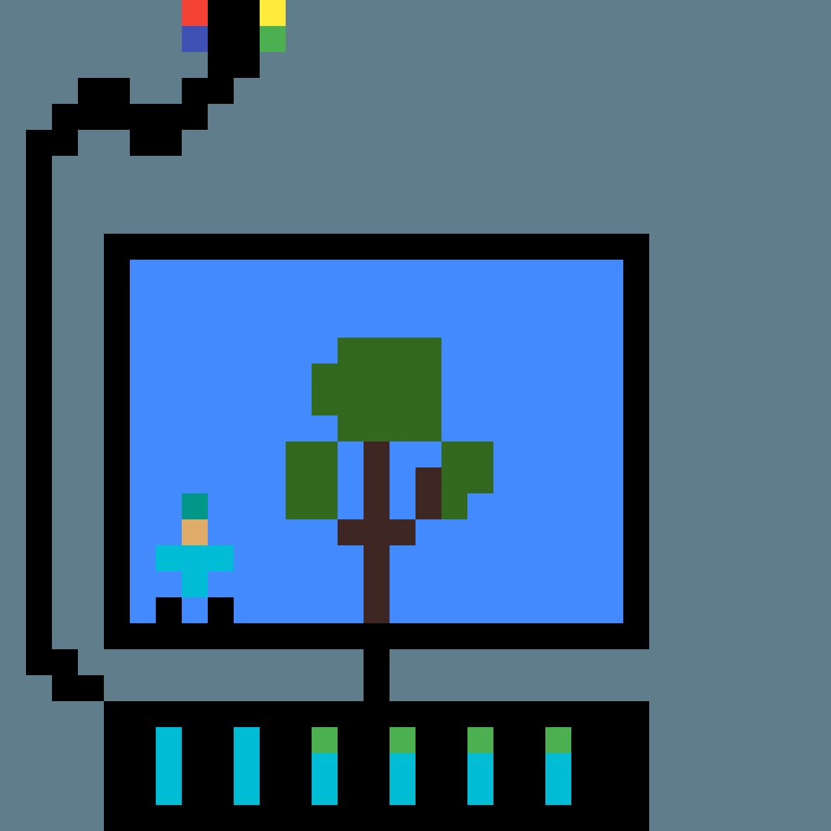 MIna and Kirishima's Gaming console! by MidoriyaBNHAkun
