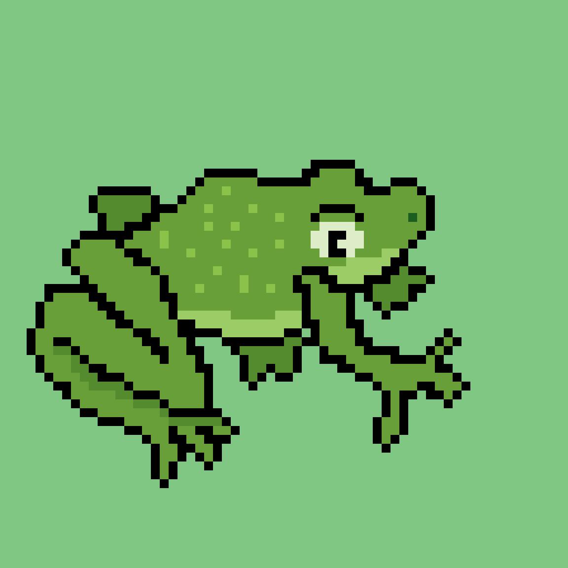 Froggo by chicorico101