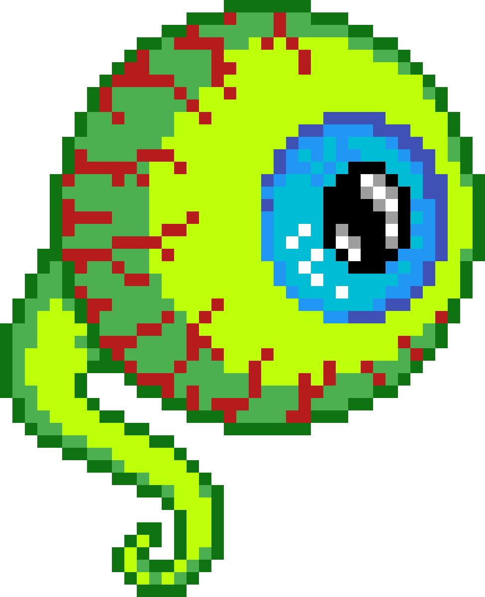 Septiceye Sam by galetron
