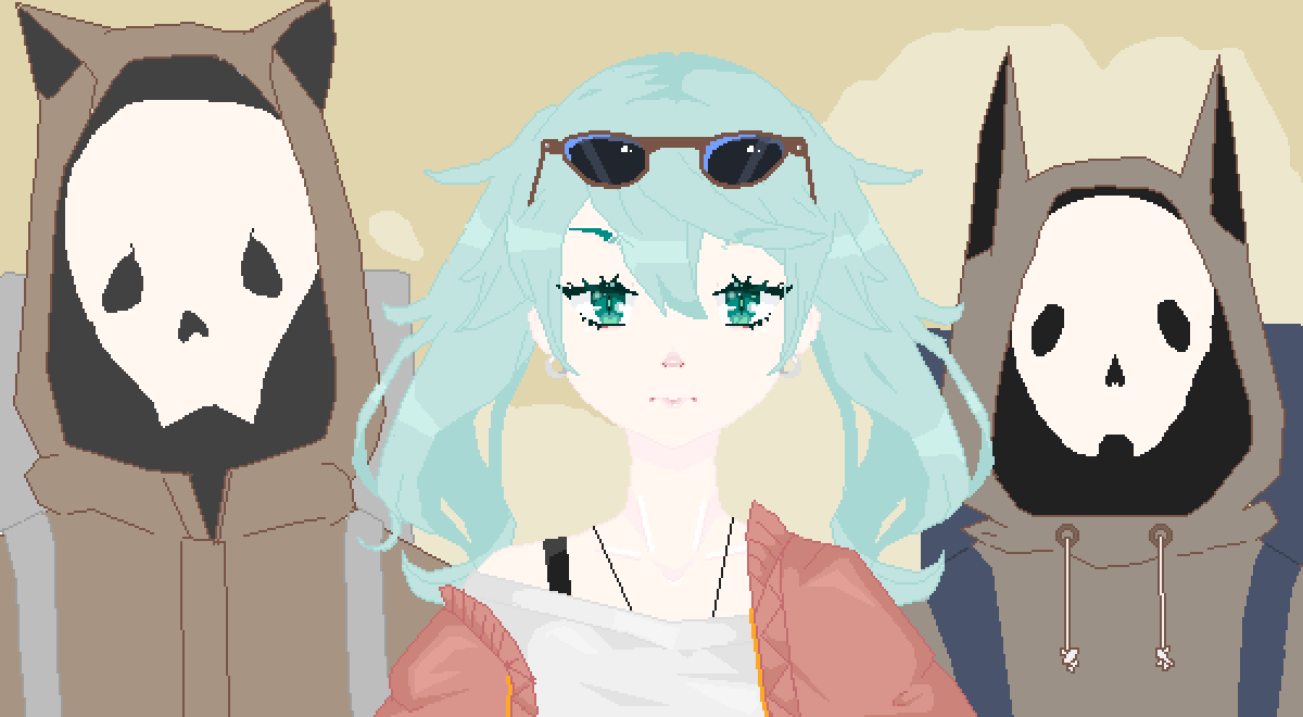 main-image-Miku from sand planet (WIP)  by Stephanie