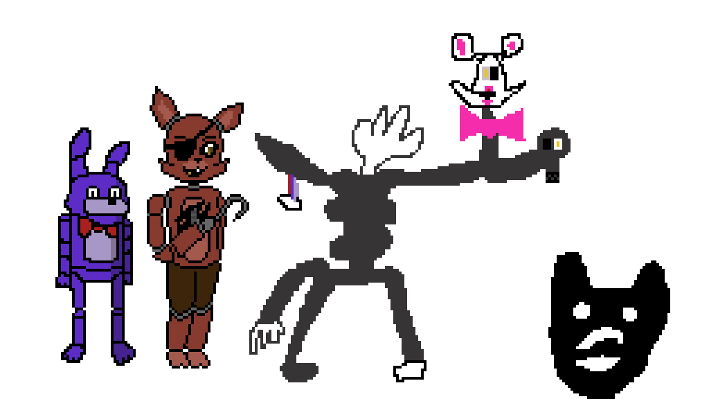 Draw Ur Favorite Animatronic by Hominick