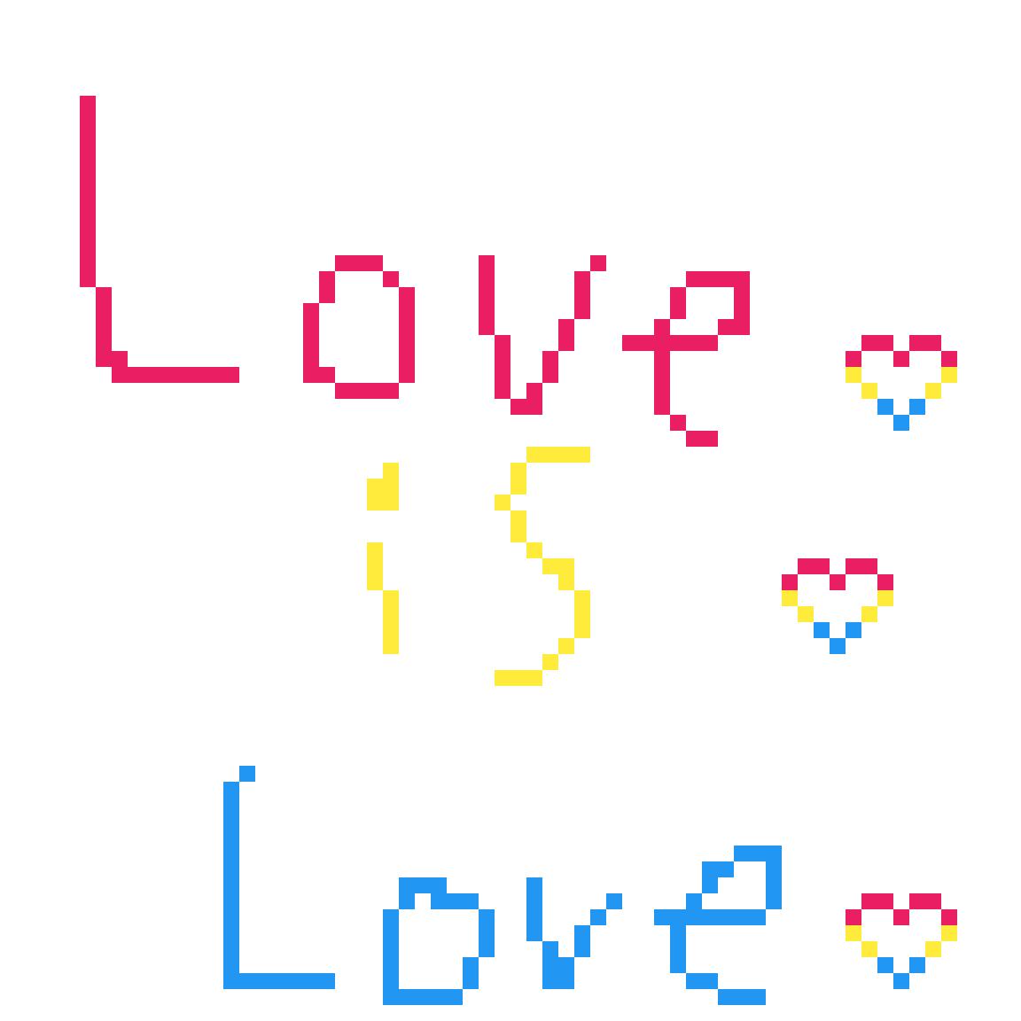 Love is Love by Purplelynx7