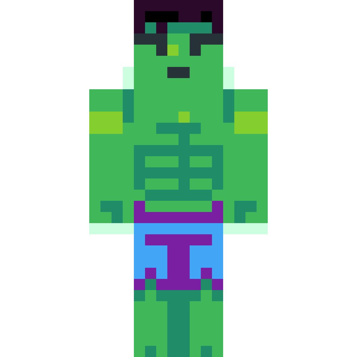 Hulk..... SMASH!