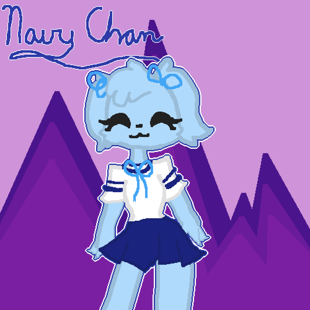 Navy Chan Contest!