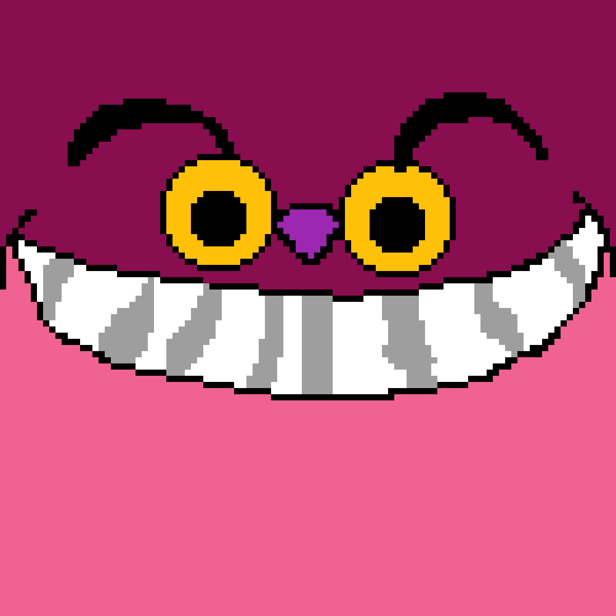 Cheshire Cat  by ChlotheFlow