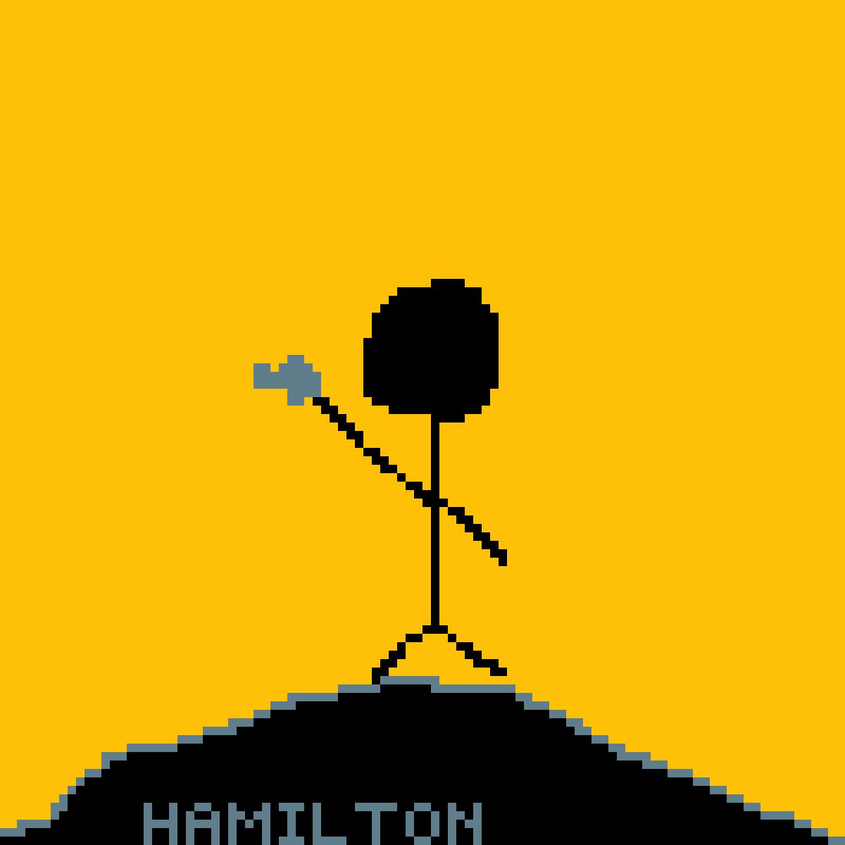 hamilton by Swan