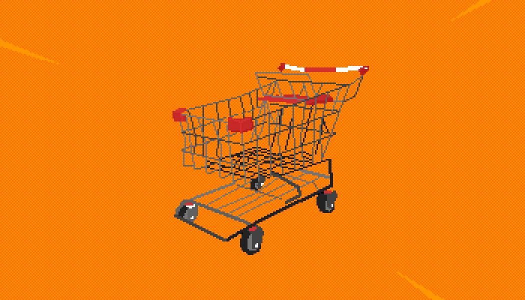 Fortnite Cart Png | Fortnite Free Pass 7