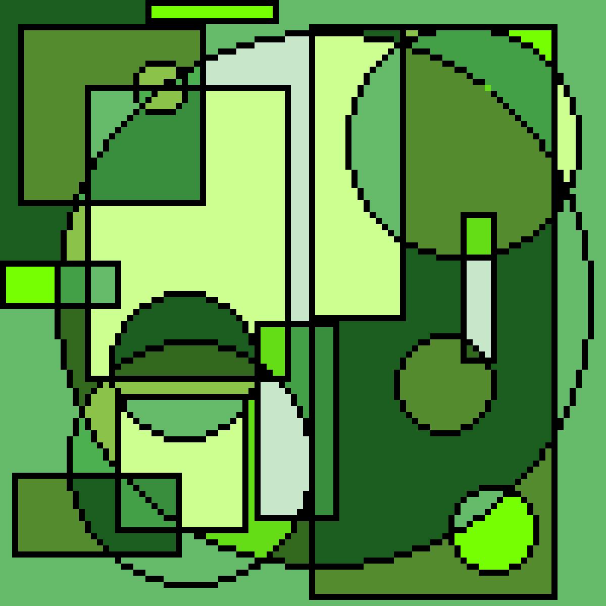Green by Bnus