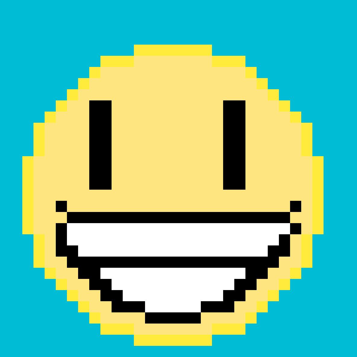teethy smile by chasing-undine