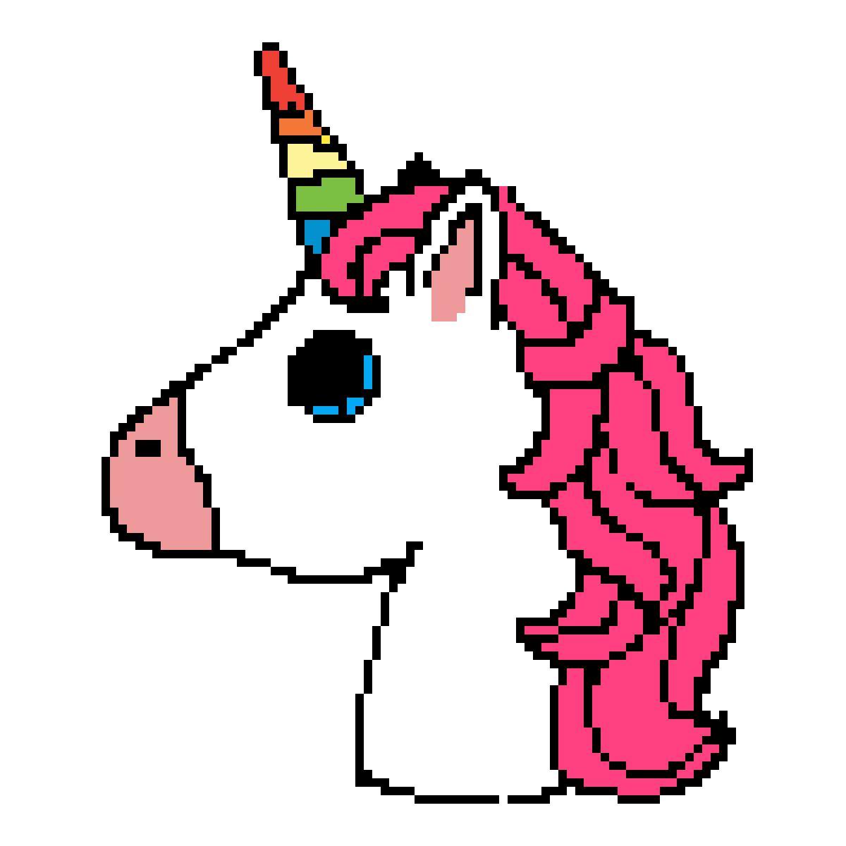 unicorn by PGhorselady