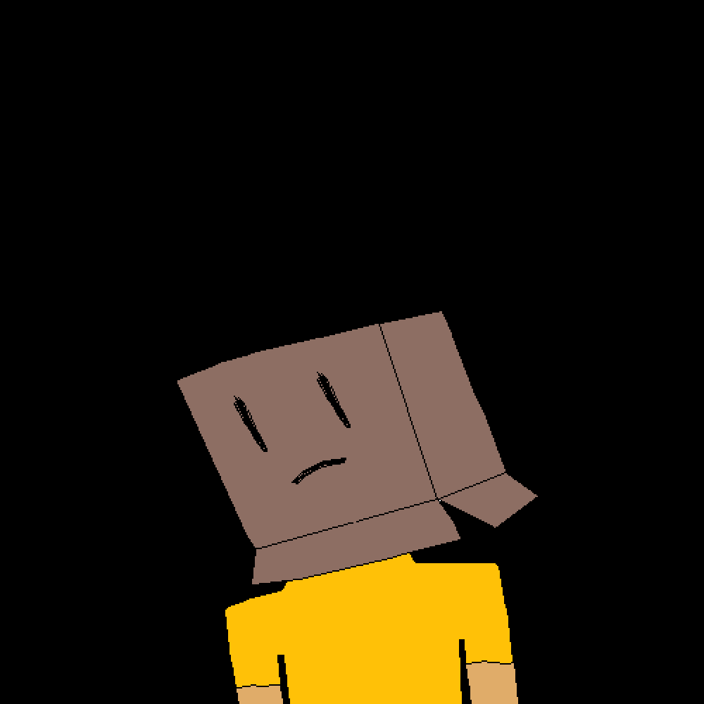Box Man? by Me-the-awesome