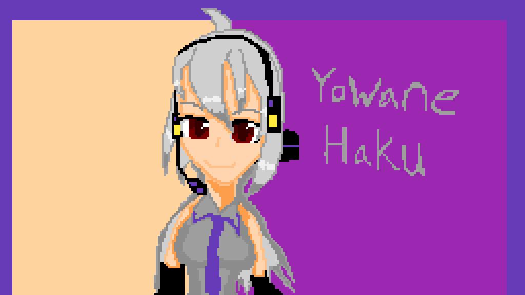 Yowane Haku by VOCALOIDMIKU777