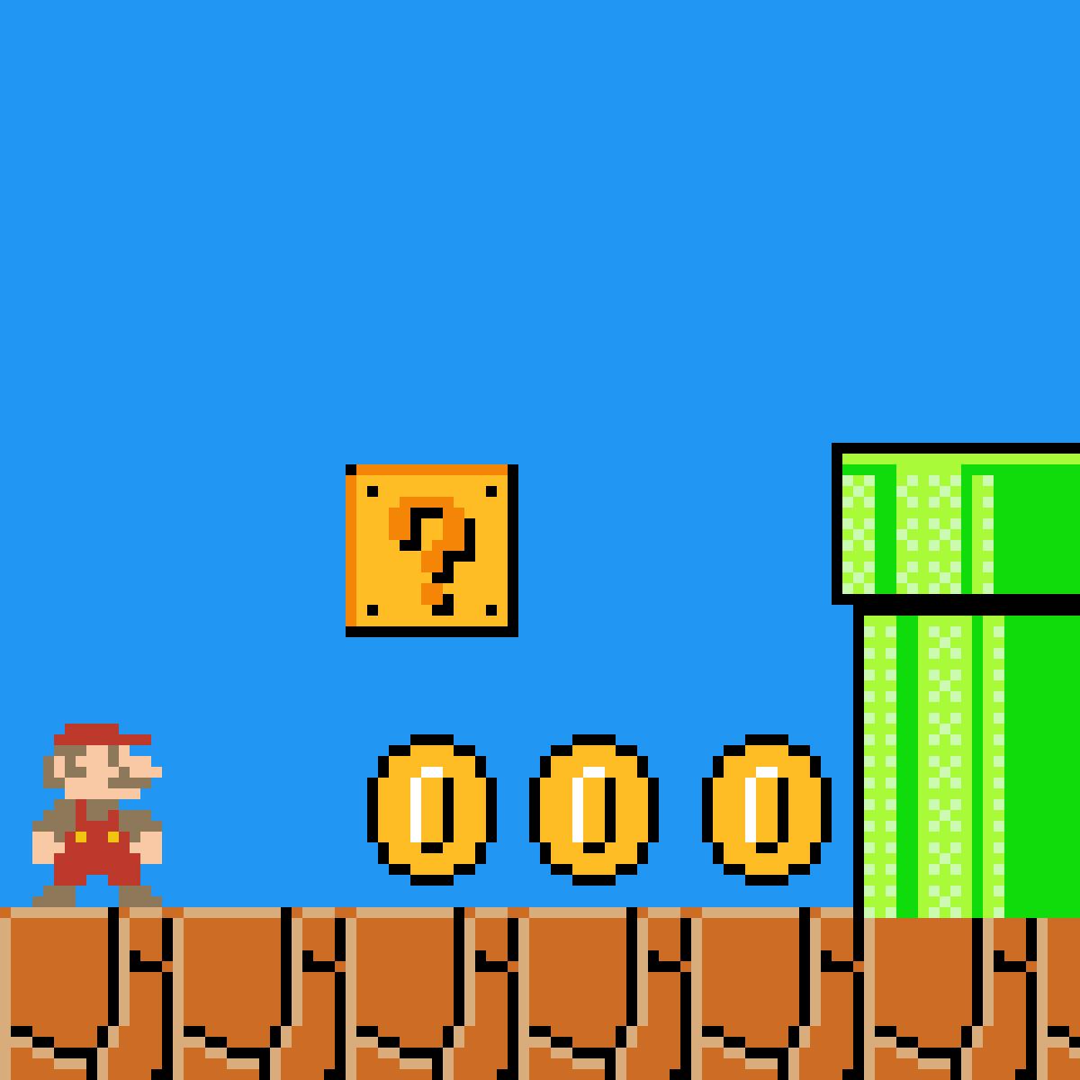 Mario by HH12358