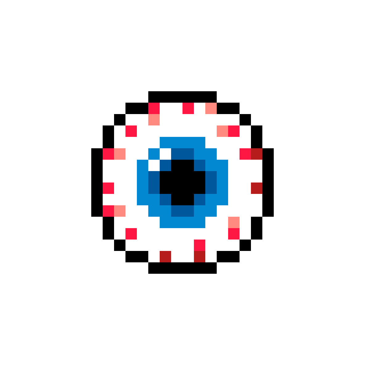 Eyeball by SgtRoach