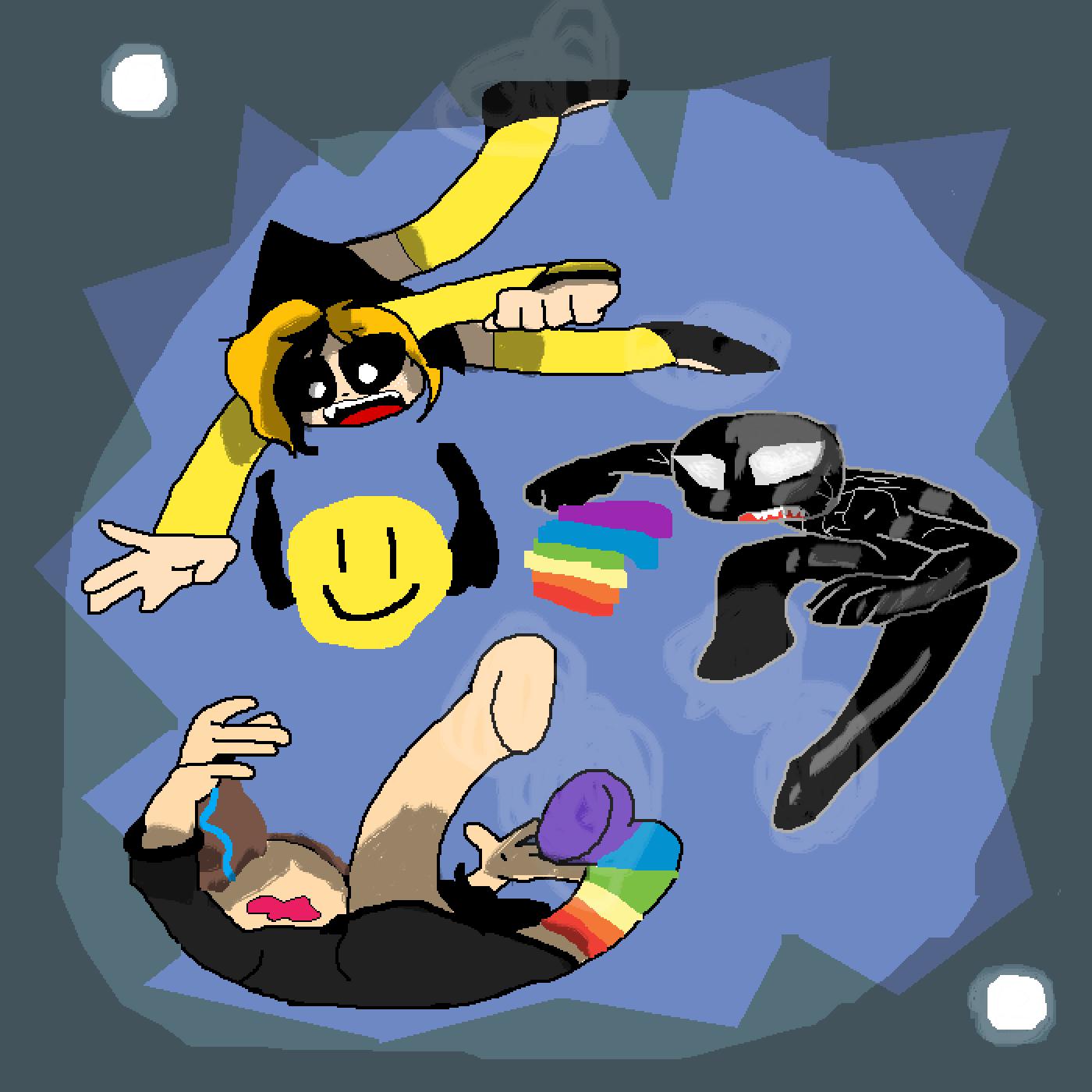 Erm- so i tried to make it more heroic like. by Rainbows4ever4u