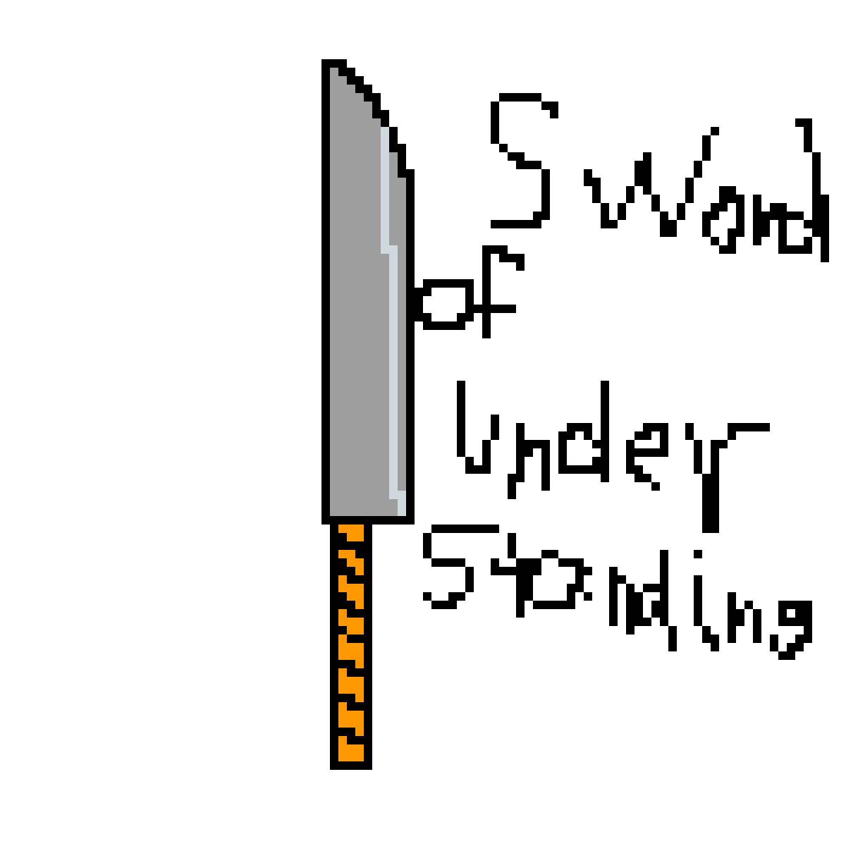 SWORD OF UNDERSTANDING by ANIMEDRAWERRULZ