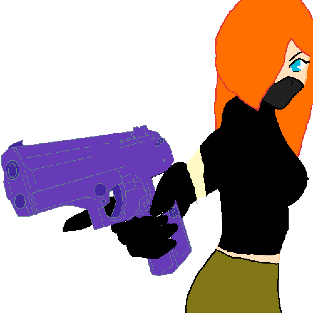 Kim Possible by goathipassword