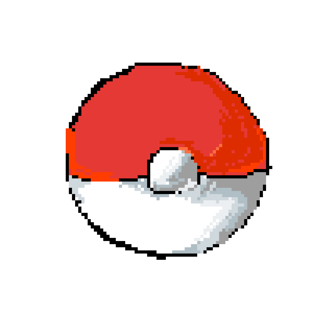 Pokeball by moonlanesan