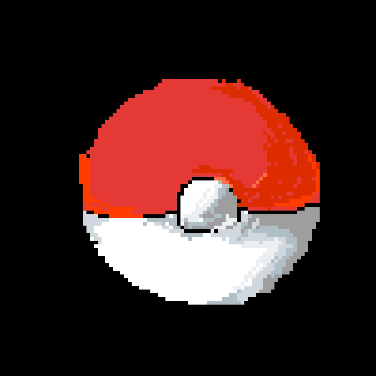 Pokeball by moonlanesan