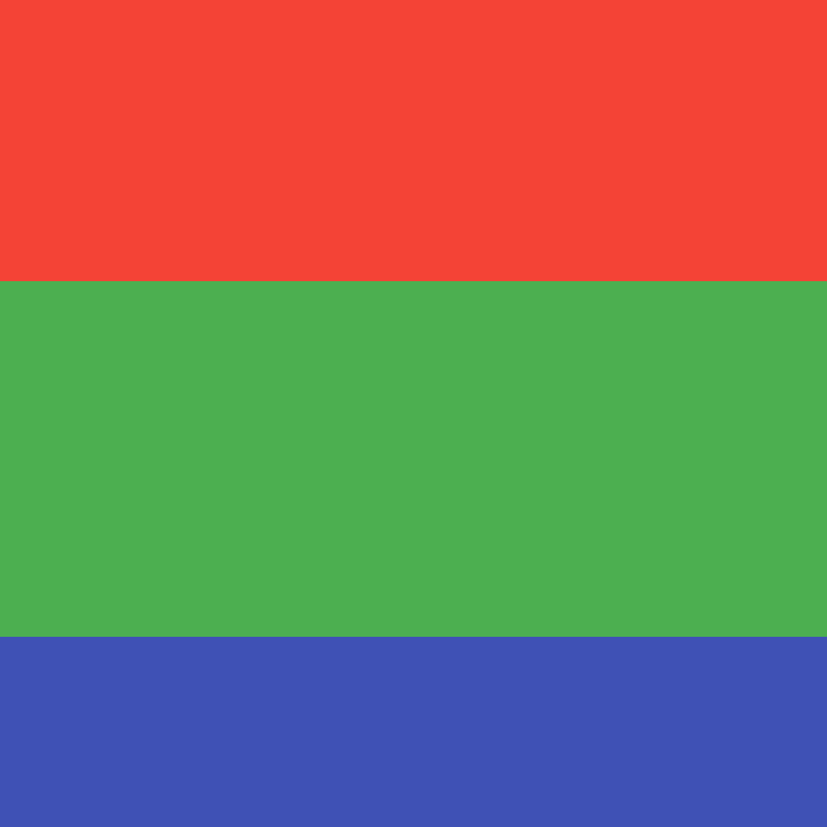 red, green, blue  by yeetboi12346