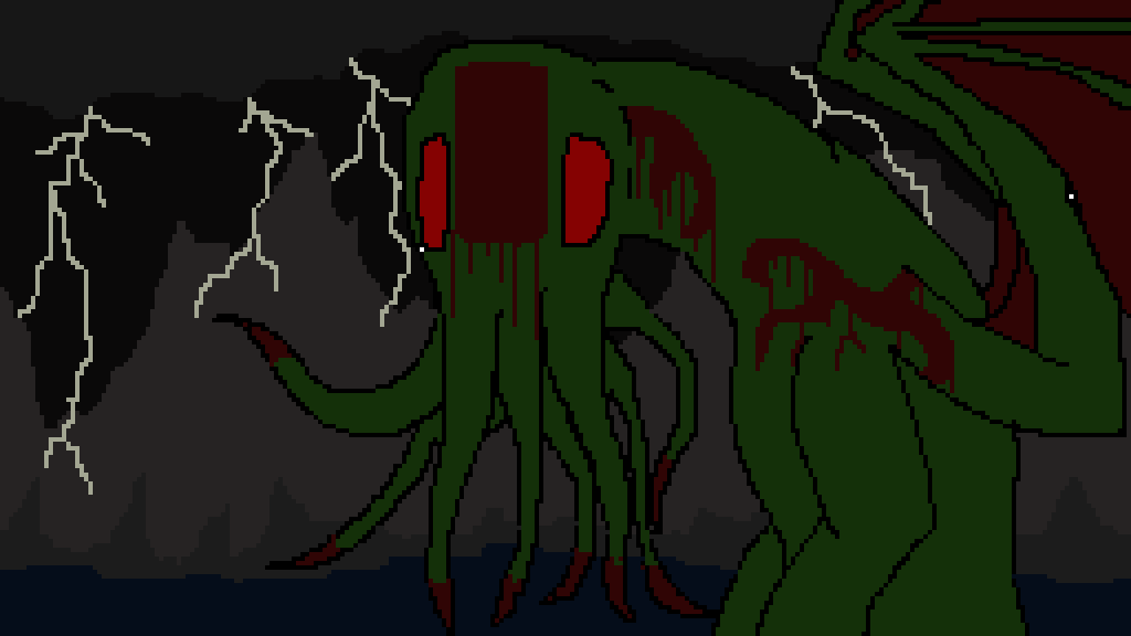main-image-All Hail the Squid Lord  by EmeraldSerpent