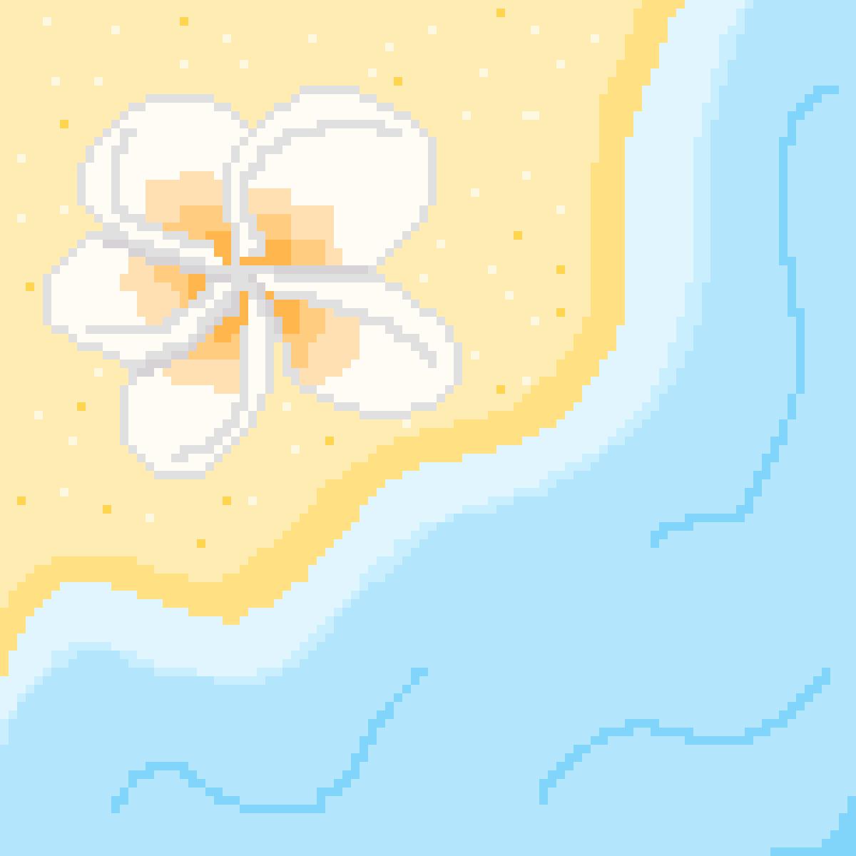 Plumeria by the Beach