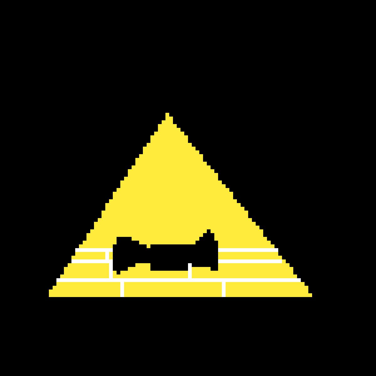 Editing Bill Cipher Base Free Online Pixel Art Drawing Tool Pixilart