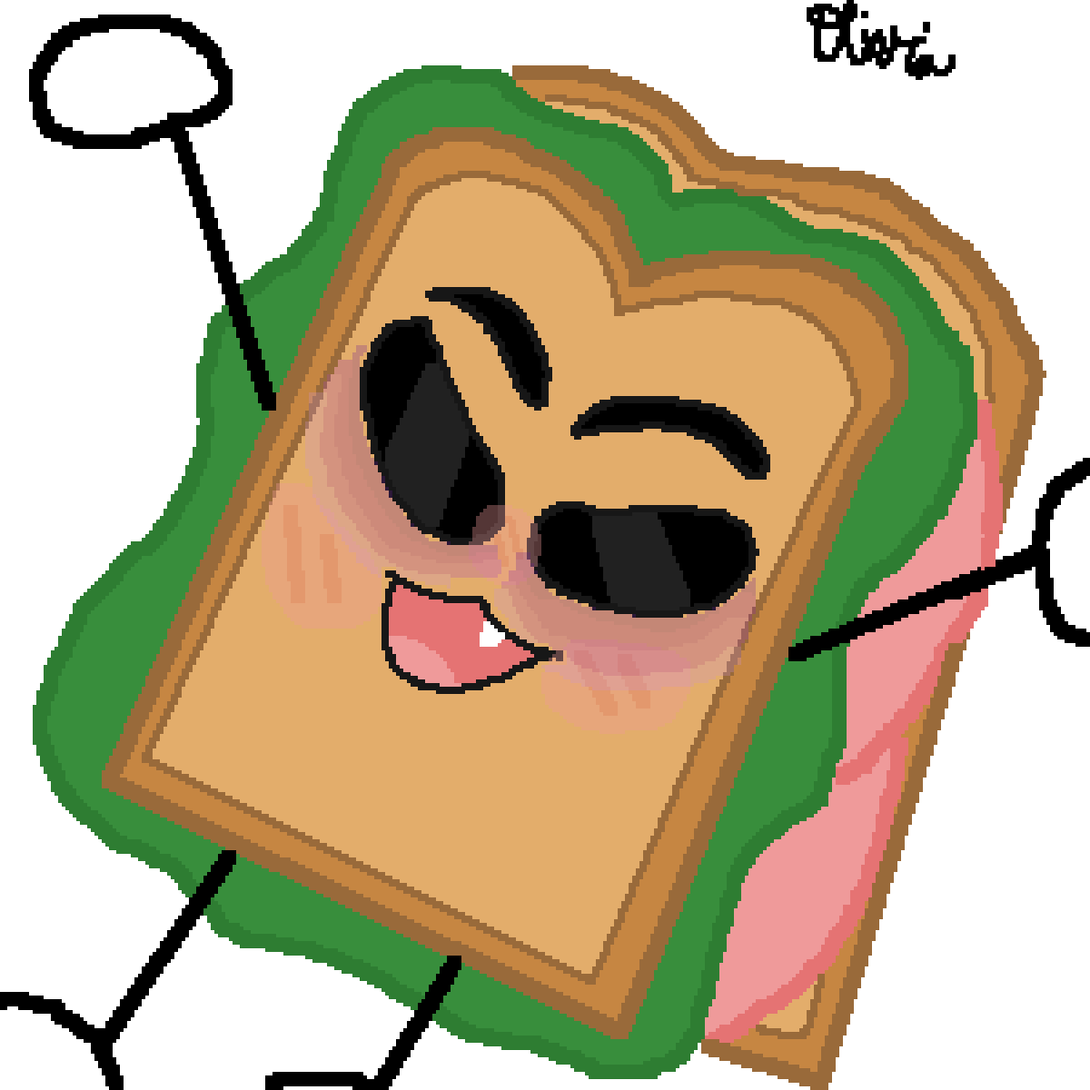 main-image-Another Sleep Deprived Sandwich!  by Drawing-Studios