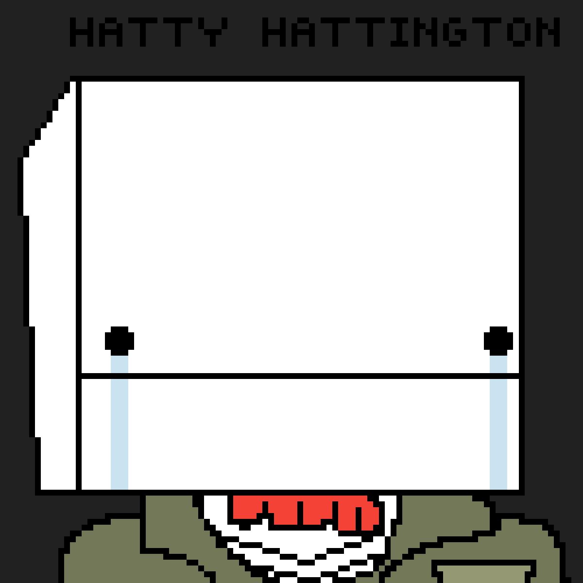 Hatty Hattington - BattleBlock Theater by HeroLeHedgehog