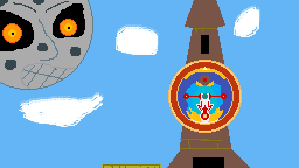 Majoras moon by Smash4life