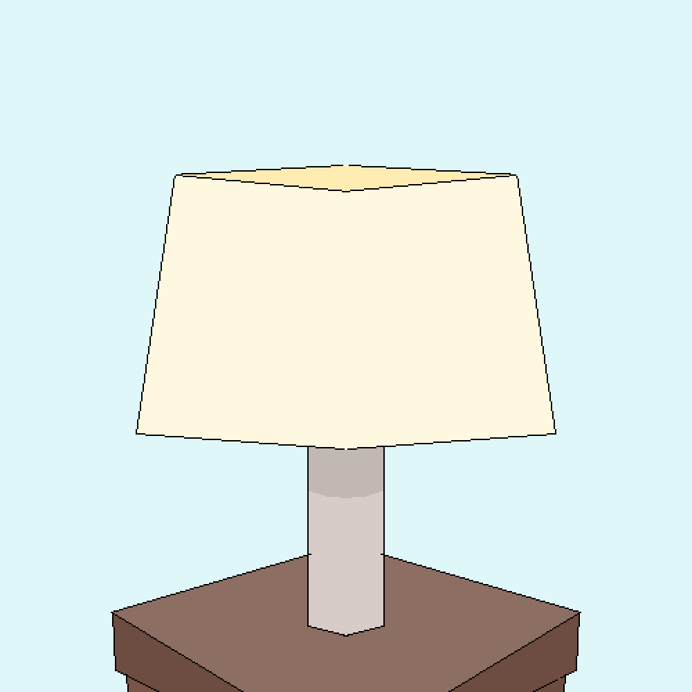 LAMP by AngelGlitch